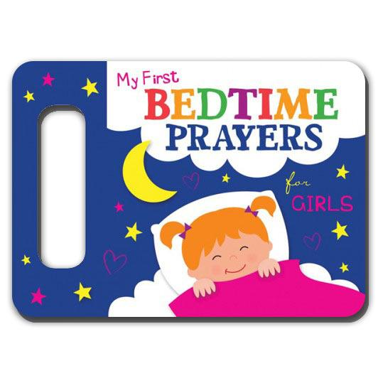 MY FIRST BEDTIME PRAYERS OOP  FOR GIRLS,CHILDREN'S MINISTRY,BK-BPG