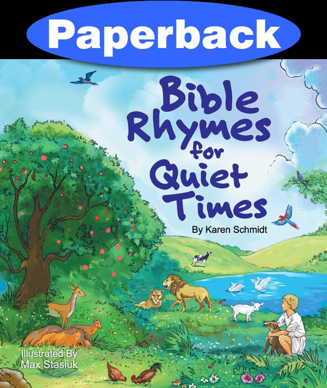 BIBLE RHYMES FOR QUIET TIMES,FAMILY LIFE,945-6749L