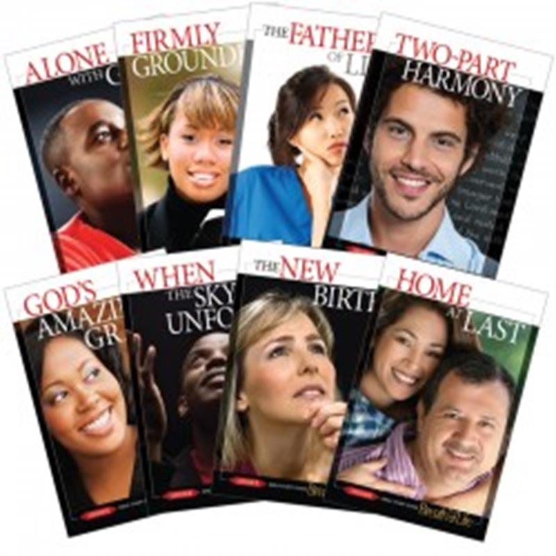 BREATH OF LIFE LESSONS [SET OF 8],BIBLE STUDY,643330047002