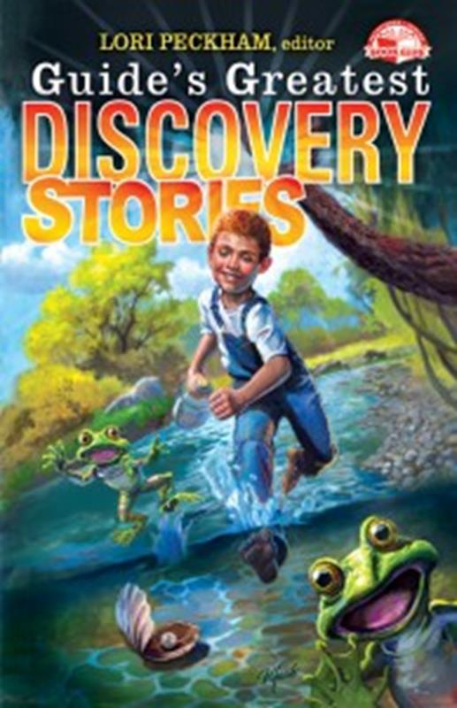 GUIDES GREATEST DISCOVERY STORIES,CHILDREN'S MINISTRY,9780816362608