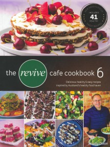 REVIVE CAFE COOKBOOK 6,COOKBOOKS/HEALTHBOOKS,9780473361617