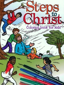 STEPS TO CHRIST KIDS COLORING BOOK,CHILDREN'S MINISTRY,9781786650191
