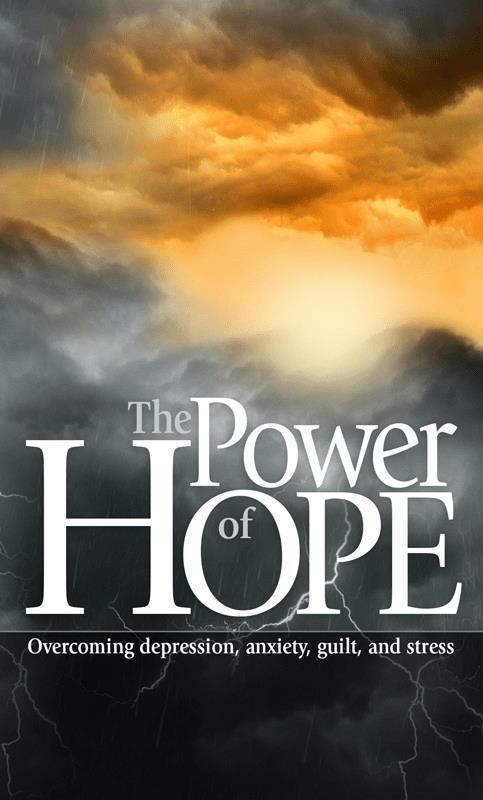 POWER OF HOPE,SHARING,9781878951441