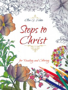 STEPS TO CHRIST FOR READING AND   COLORING ADULT,CHRISTIAN LIVING,9788472085749