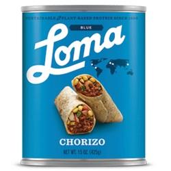 LOMA BLUE CHORIZO,LOMA BLUE,4556100112