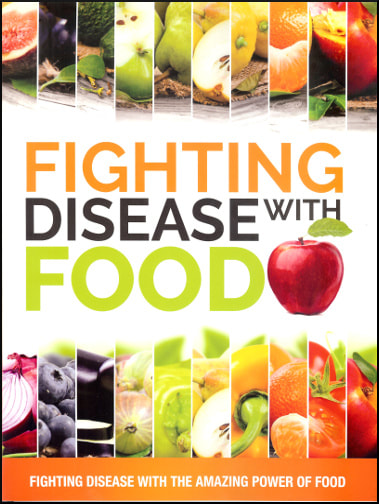 FIGHTING DISEASE WITH FOOD,COOKBOOKS/HEALTHBOOKS,9781513605708