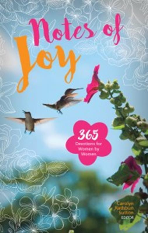 NOTES OF JOY 2018 WOMENS DEVOTIONAL,DEVOTIONALS,9780816363261