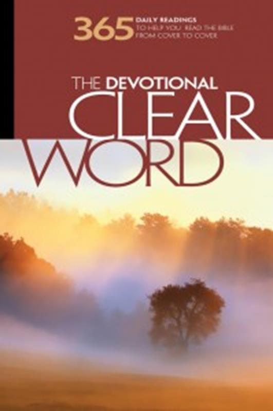 CLEAR WORD DEVOTIONAL 2018,DEVOTIONALS,9781878951434