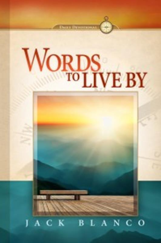 WORDS TO LIVE BY CL 2018 DEVOTIONAL,DEVOTIONALS,9780816362967