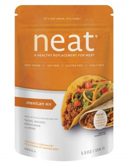 NEAT MEXICAN MIX POUCHES (ANF),NEAT,78120