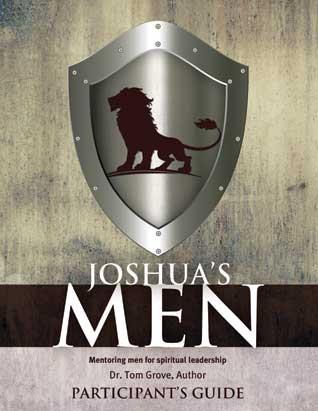 JOSHUA'S MEN:  MENTORING MEN FOR SPIRITUAL LEADERSHIP,BIBLE STUDY,351845