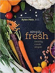 SIMPLY FRESH SPIRAL BOUND COOKBOOK,COOKBOOKS/HEALTHBOOKS,SF101E
