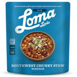 SOUTHWEST CHUNKY STEW,LOMA BLUE Pouches,77679