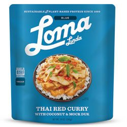 THAI RED CURRY,LOMA BLUE Pouches,77683