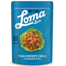 THAI SWEET CHILI TUNA,LOMA BLUE Pouches,77687
