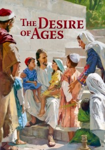 DESIRE OF AGES ILLUSTRATED,ELLEN WHITE,9780816363476