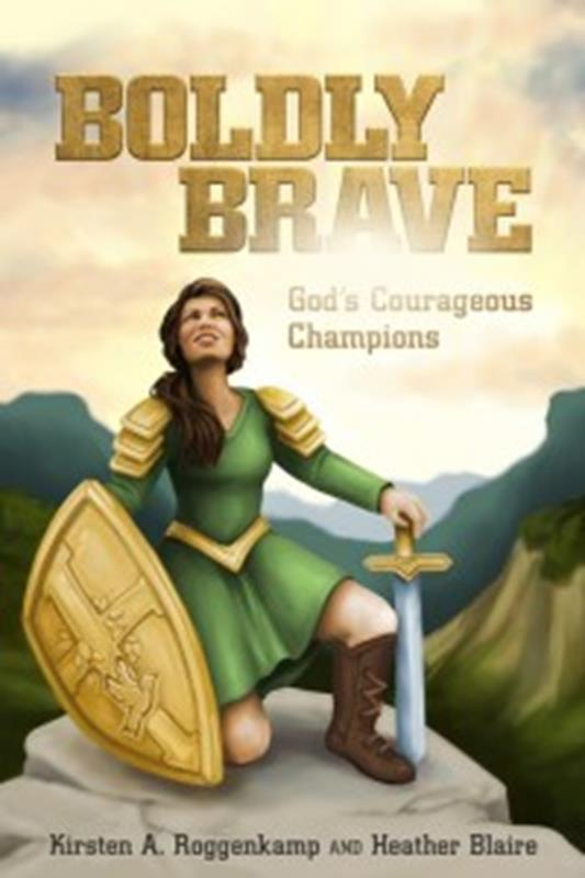 BOLDLY BRAVE,NEW BOOK,9780816363155