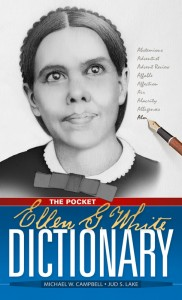 ELLEN G. WHITE POCKET DICTIONARY,ELLEN WHITE,9780816363117