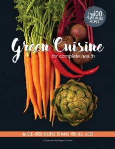 GREEN CUISINE FOR HEALTHY LIVING,COOKBOOKS/HEALTHBOOKS,9780816363810