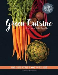 GREEN CUISINE FOR HEALTHY LIVING,COOKBOOKS/HEALTHBOOKS,9780816363810