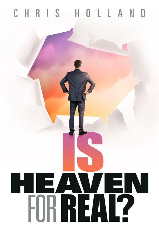 IS HEAVEN FOR REAL,SHARING,9780816363933