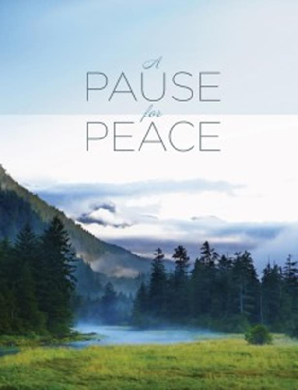 PAUSE FOR PEACE,FAITH & HERITAGE,9780816363186