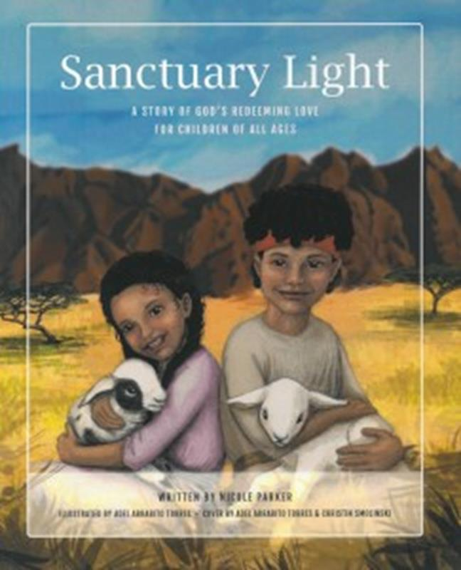 SANCTUARY LIGHT,NEW BOOK,9781981289332