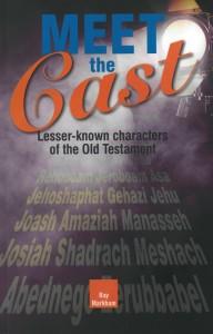 MEET THE CAST,BIBLE STUDY,9781786659767