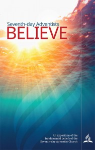 SEVENTH DAY ADVENTISTS BELIEVE 28 BELIEFS,NEW BOOK,9788472086463