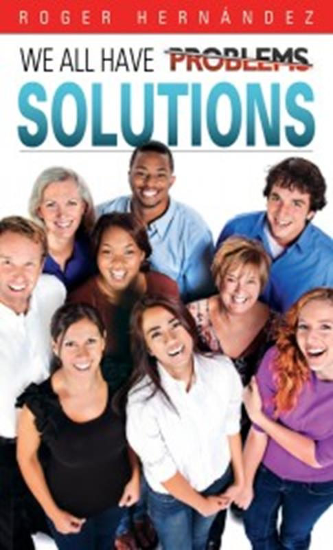 WE ALL HAVE SOLUTIONS  MBY19,NEW BOOK,9780816364381