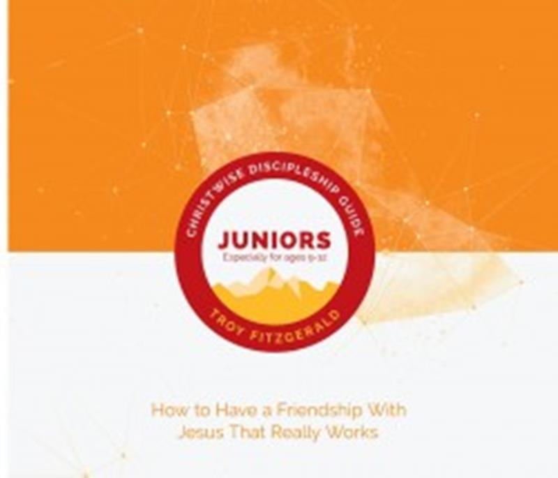 CHRISTWISE FOR JUNIORS,BIBLE STUDY,9780816364435