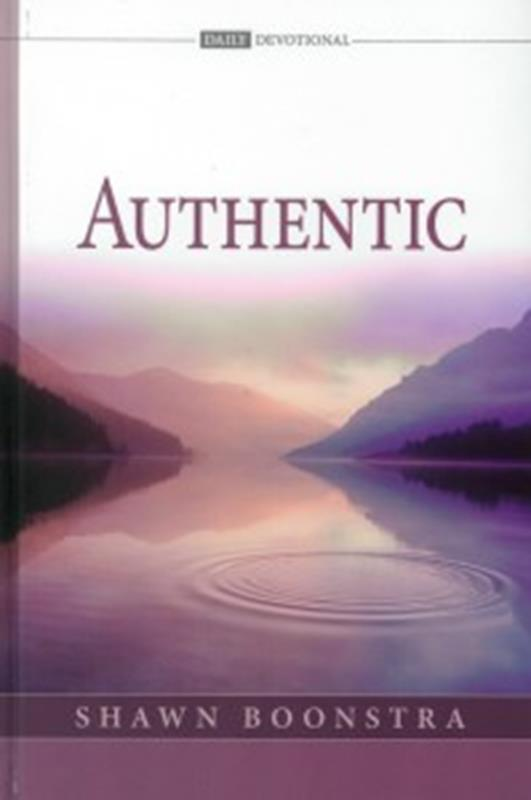 AUTHENTIC (2019 ADULT DEVOTIONAL),DEVOTIONALS,9780816363568