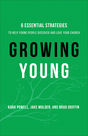 GROWING YOUNG:SIX ESSENTIAL STRATEGIES TO HELP YOUNG PEOPLE,CHRISTIAN LIVING,9780801019258