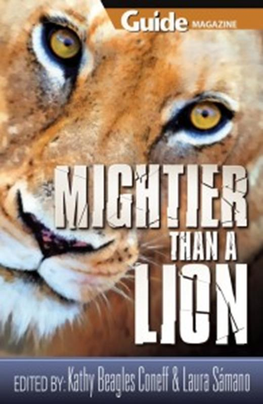 MIGHTIER THAN A  LION,NEW BOOK,9780816364060
