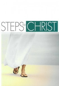 STEPS TO CHRIST / CHRIST WALKING,NEW BOOK,9780828028516