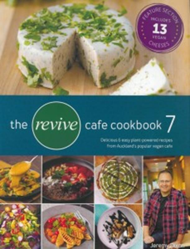 REVIVE CAFE COOKBOOK 7,NEW BOOK,9780473452810