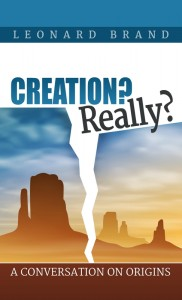 CREATION?  REALLY?,NEW BOOK,9780816365029