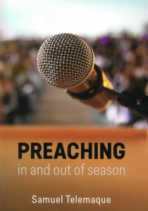 PREACHING IN AND OUT OF SEASON,NEW BOOK,9781786650726