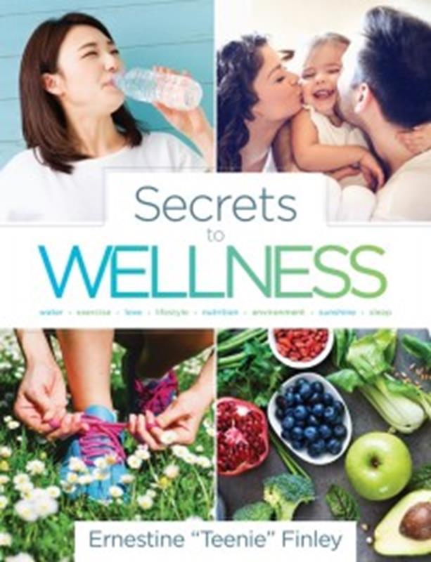 SECRETS TO WELLNESS,NEW BOOK,9780816364534
