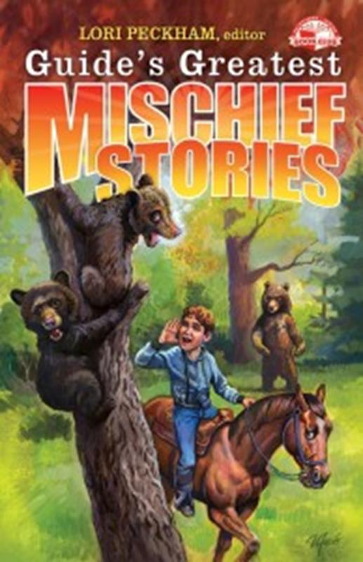 GUIDES GREATEST MISCHIEF STORIES,NEW BOOK,9780816365043