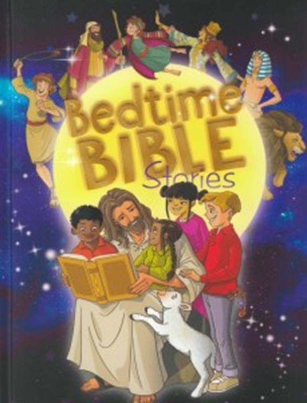 BEDTIME BIBLE STORIES,CHILDREN'S MINISTRY,9781786659705