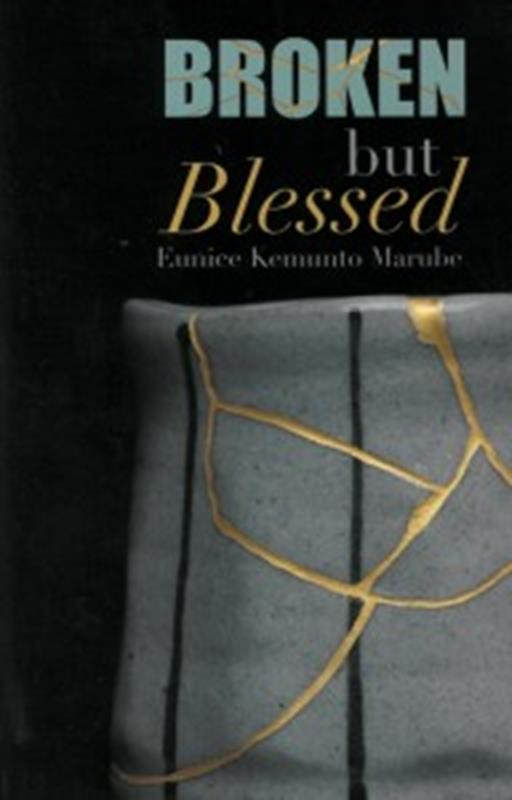 BROKEN BUT BLESSED,NEW BOOK,9781786650696