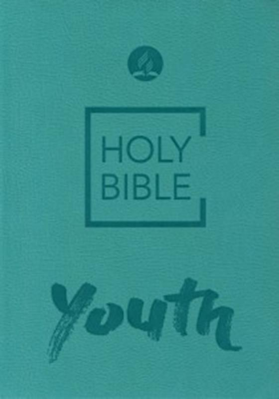 YOUTH BIBLE BLUE,BIBLES,9788472086562