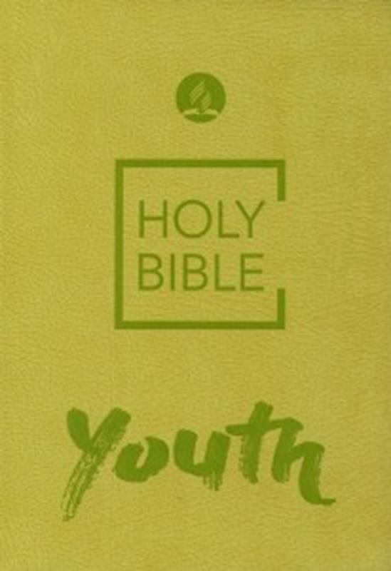 YOUTH BIBLE GREEN,BIBLES,643330047712