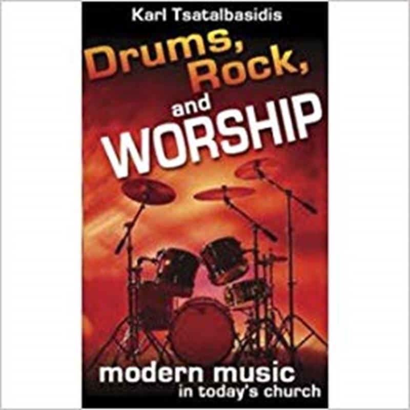 DRUMS, ROCK, AND WORSHIP,SHARING,9781948254120