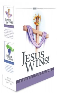 JESUS WINS & MY LIFE TODAY 2020 BOX SET DEVOTIONALS,NEW BOOK,643330048276