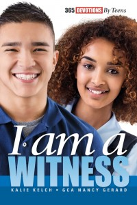 I AM A WITNESS 2020 TEEN DEVOTIONAL,NEW BOOK,9780816364510