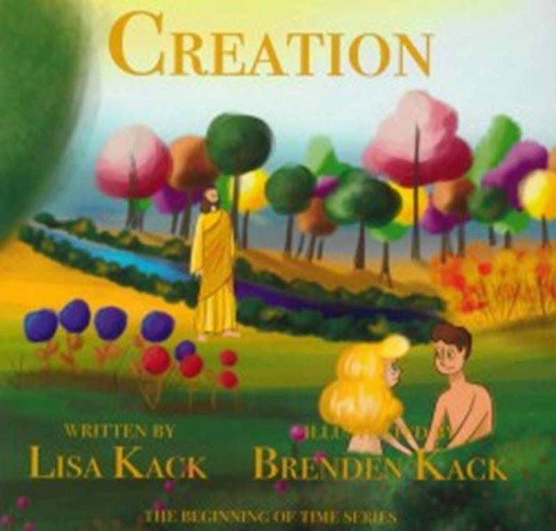 CREATION, BK 1 - BEGINNING OF TIME SERIES,NEW BOOK,9780998030807