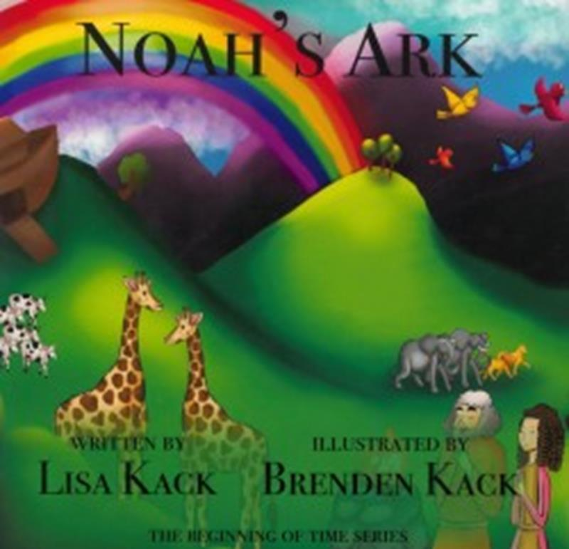 NOAHS ARK,  BK 4 - BEGINNING OF TIME SERIES,NEW BOOK,9780998030838