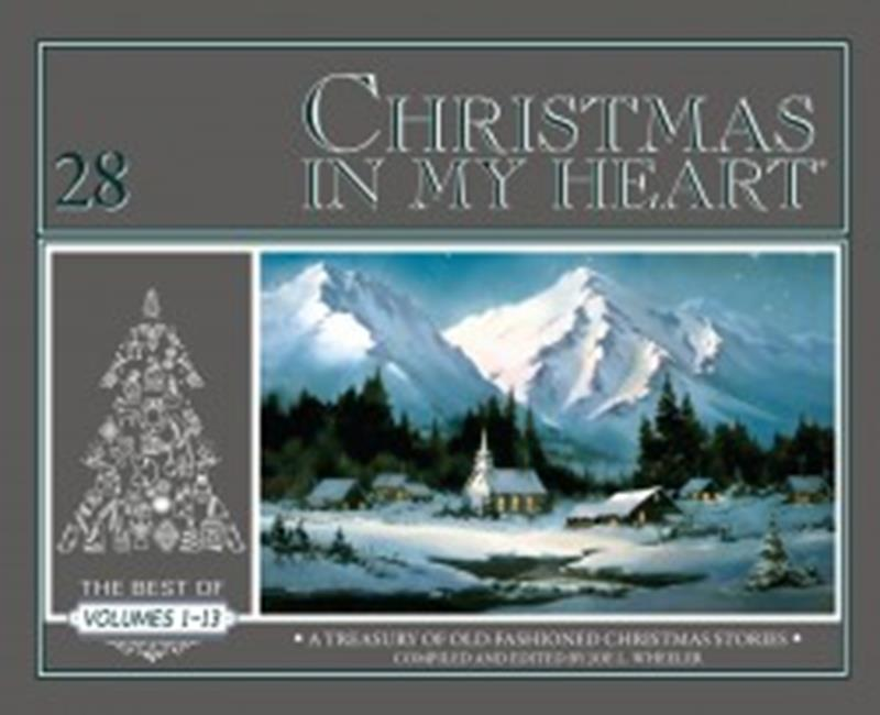 CHRISTMAS IN MY HEART 28,NEW BOOK,9780816362691